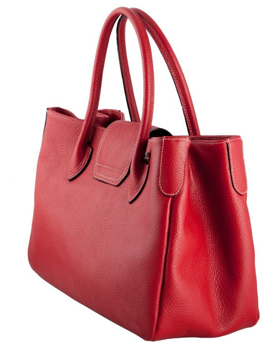 102b39029a07 rachael red leather handbag1.jpg