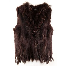 Fox Gilet Brown