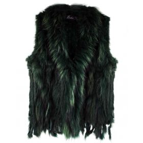 Fox Gilet Dark Green