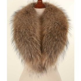 Fur Collar Natural