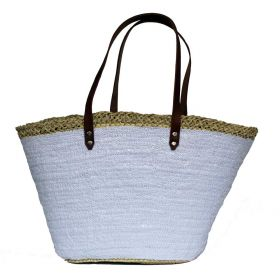 French Basket Sequins White