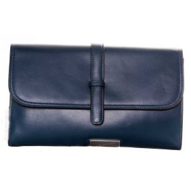 V Clutch Dark Blue Soft