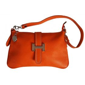 Mini H Bag Orange