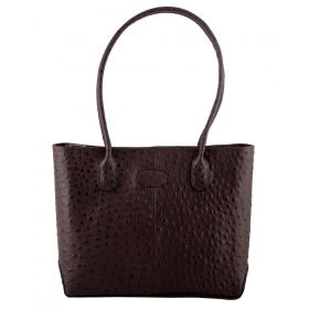 Molly Brown Ostrich Handbag